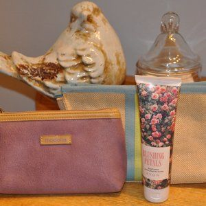 Bath & Body Works & Modella Bags + Avon Hand Cream